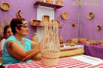 Feria de artesania bajada de la Virgen 2015 17