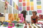 Feria de artesania bajada de la Virgen 2015 5