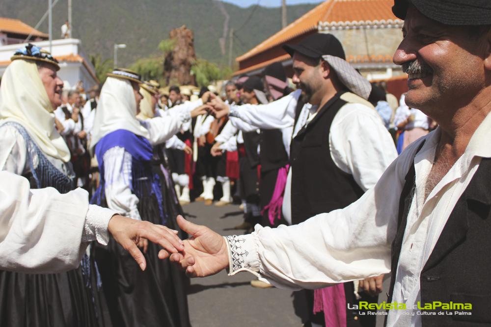Romeria Bajada Virgen Pino El Paso 15 3006