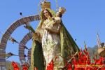 Romeria Bajada Virgen Pino El Paso 15 3009