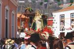 Romeria Bajada Virgen Pino El Paso 15 3021