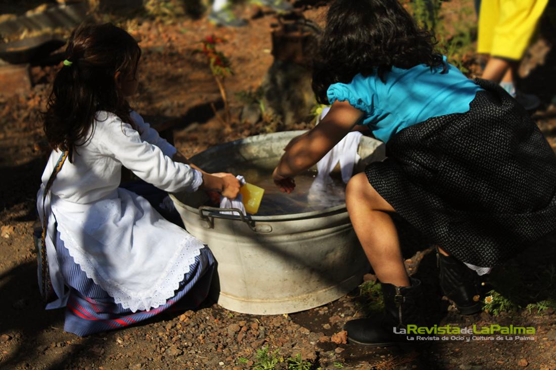 Belen viviente Puntallana 15