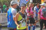 Reventon Trail 2016 Una de las participantes antes de la carrera