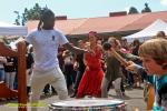 Feria Culturas del mundo